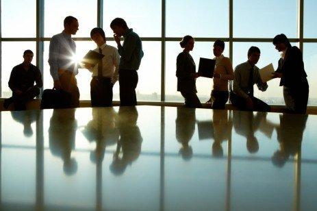 Relações sociais no trabalho