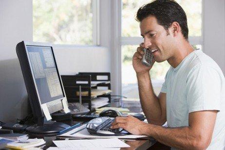 Trabalho em casa para equilibrar vida pessoal e profissional