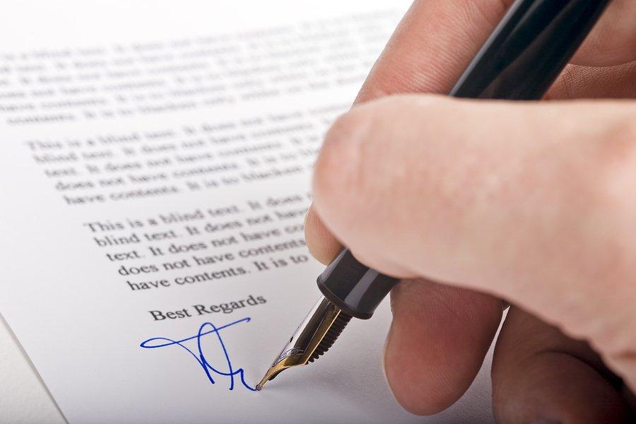 Como Escrever Uma Carta De Agradecimento Para A Empresa Ponto Rh