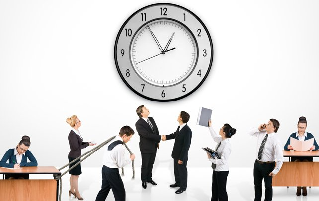 Como administrar o tempo no trabalho? - Ponto RH